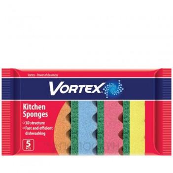 Губки кухонні 3D-структура Vortex