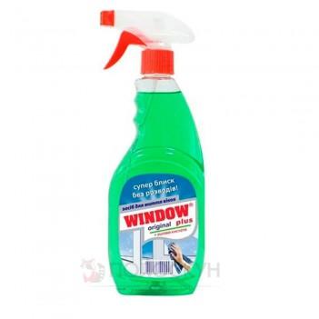 Засіб для миття скла (спрей) Window