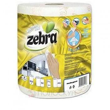 Рушник кухонний Decor двохшаровий Zebra