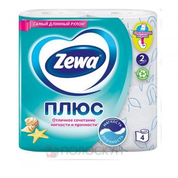 Туалетний папір Блакитний Свіжість океану  Zewa